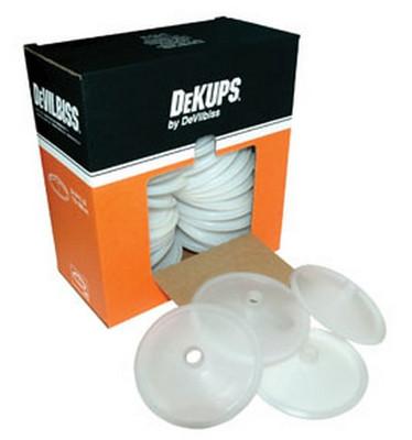 DeVilbiss DPC524 DeKups® Disposable Lids