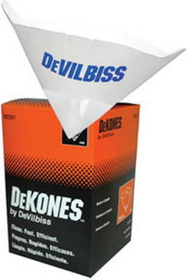 DeVilbiss 802351 (100) Fine Nylon 190 Micron