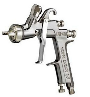 Iwata 5640 LPH400 LV Gravity Fed Spray Gun, 1.3mm *GUN ONLY