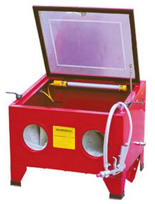 ATD Tools 8400 Bench Top Blast Cabinet