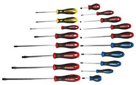 ATD Tools 6256 Screwdriver Set, 18 pc.