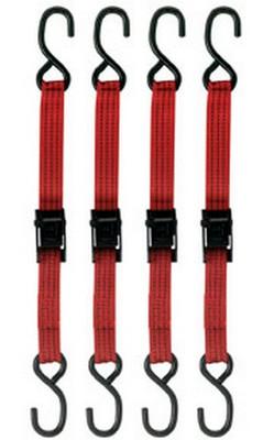 ATD Tools 8074 5-1/2 ft. Tie Down Set, 4 pc.
