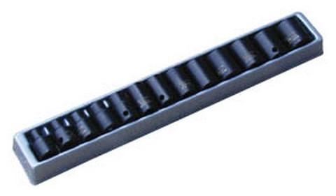 ATD Tools 2301 6-Point Metric Impact Socket Set, 13 pc.