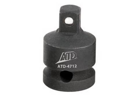 "ATD Tools 4712 Super Impact Reducer, 1/2"" Female to 3/8"" Male"