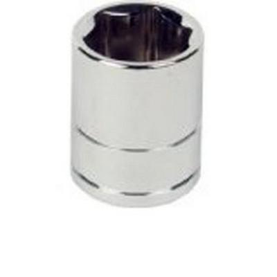 "ATD Tools 124511 3/8"" Drive 6 Point Socket, 13mm"