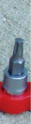 """ATD Tools 130 1/4"""" Drive T25 TORX® Bit Socket"""