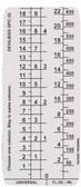 DeVilbiss DPC61K10 34 oz. Universal Measuring Guide