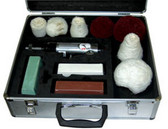 ATD Tools 2059 Air Buffer Kit, 12 pc.