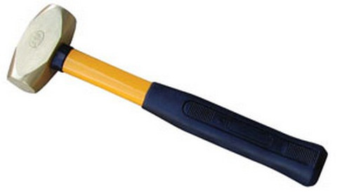 ATD Tools 4068 3 lb. Brass Hammer
