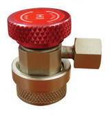 ATD Tools 3653 A/C Coupler-R134 High Side Red