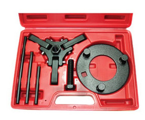 ATD Tools 3039 Late Model Harmonic Balancer Puller and Holding Tool Set
