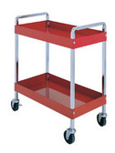 ATD Tools 7020 Heavy-Duty 2-Shelf Service Cart