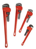 ATD Tools 625 Heavy-Duty Pipe Wrench Set, 4 pc.