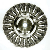 ATD Tools 8252 Twisted Tuft Wire Wheel Brush
