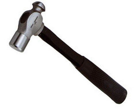 ATD Tools 4036 8 oz. Ball Pein Hammer with Fiberglass Handle