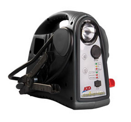 ATD Tools 5900 Premium 12V Lithium Powered Cordless Rechargeable Jumpstart Unit