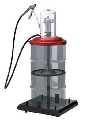 ATD Tools 5217 Air Operated High Pressure Grease Pump for 120 lbs. Drum