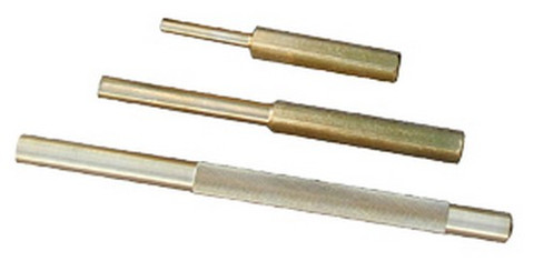 ATD Tools 4075 Brass Punch Set, 3 pc.