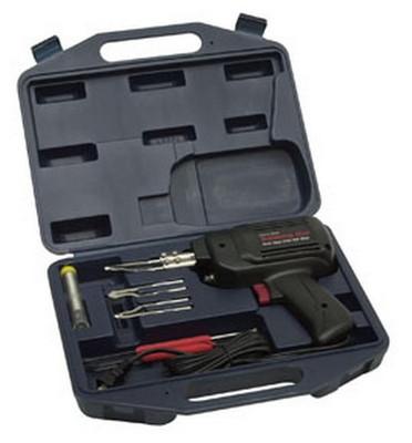 ATD Tools 3740 Dual Heat Soldering Gun Kit, 8 pc.