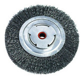 "ATD Tools 8251 6"" Heavy-Duty Wre Wheel Brush"