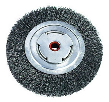 """ATD Tools 8251 6"""" Heavy-Duty Wre Wheel Brush"""