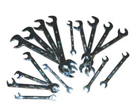 ATD Tools 1182 Angle Wrench Set - Metric, 16 pc.