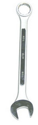 "ATD Tools 6052 12-Point Fractional Raised Panel Combination Wrench - 1-5/8"" x 19-1/2"""