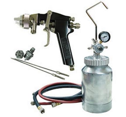 ATD Tools 16843 2-qt Pressure Pot With Spray Gun & Hose Kit