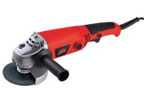 "ATD Tools 10504 4-1/2"" Trigger Grip Angle Grinder, 8-Amp"