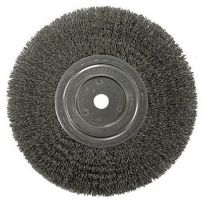 """ATD Tools 8361 8"""" Wire Wheel with Spacer for 5/8"""" Arbor"""