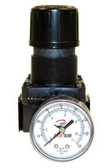 "ATD Tools 7844 Standard 1/2"" NPT Air Regulator with Gauge, 100 SCFM"