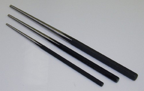 ATD Tools 759 Long Taper Punch, 3 pc.