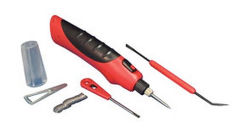 ATD Tools 3741 Cordless, Battery-Powered Soldering Iron Set