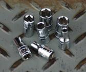 """ATD Tools 120012 1/4"""" Drive 6-Point Standard Metric Socket - 10mm"""