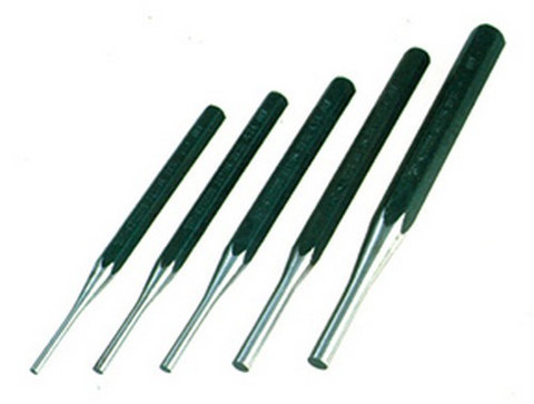 ATD Tools 761 Pin Punch Set, 5 pc.