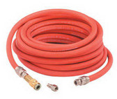 "DeVilbiss HA5850 3/8"" Air Hose Assembly - 50 ft."