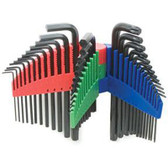 Titan Tools 12739 Hex Key and Torx Set 39 Piece