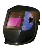 ATD Tools 3718 Solar Auto-Darkening Welding Helmet with XL View Len