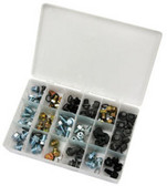 ATD Tools 385 Drain Plug Assortment, 76 pc.