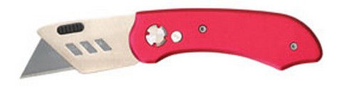 ATD Tools 8802 Folding Lock Back Utility Knife