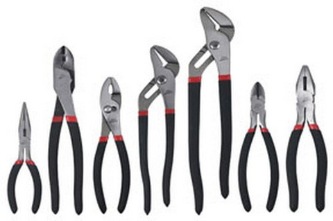 ATD Tools 827 Pliers Set, 7 pc.