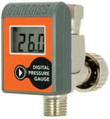 DeVilbiss HAV555 Digital Gauge with Air Adjusting Valve