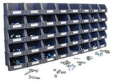ATD Tools 343 SAE Nut and Bolt Assortment, 748 pc.