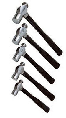 ATD Tools 4035 Ball Pein Hammer Set, 5 Pc