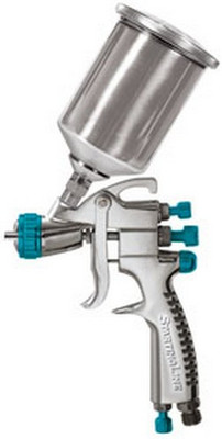 DeVilbiss 802405 StartingLine Detail and Touch-Up HVLP Gravity Spray Gun
