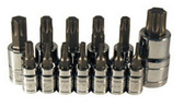 ATD Tools 13773 Star Bit Socket Sit, 13 pc.