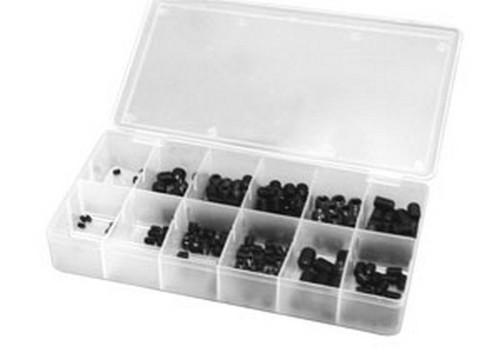 ATD Tools 381 Socket Set Screw Assortment, 200 pc.