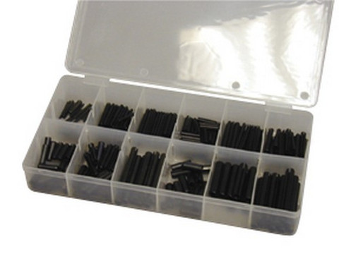 ATD Tools 373 Roll-pin Assortment, 245 pc.