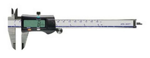 ATD Tools 8657 Fractional Digital Caliper