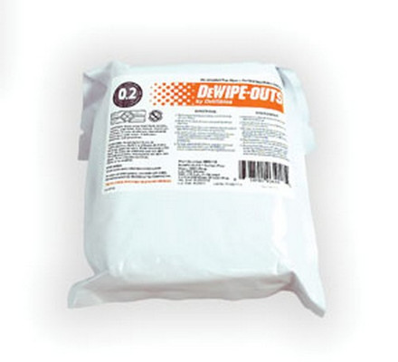 DeVilbiss 803418 Low Voc Dewipe Outs, 50 per pack